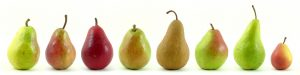 Pears as Benefits Of Different Juices For Weight Loss