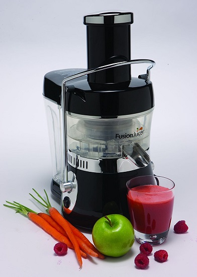 Jason Vale Fusion Juicer as the Best Centrifugal Juicer