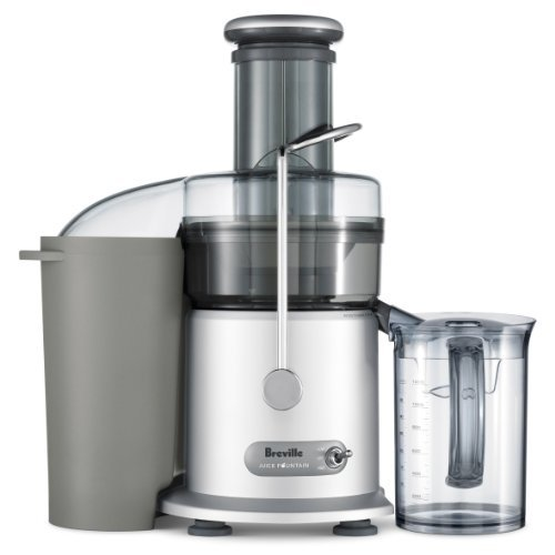 Breville JE98XL as the Best Centrifugal Juicer