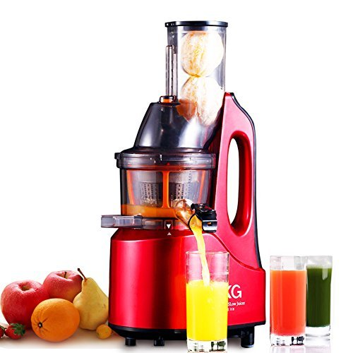 SKG Wide Chute as the Best Cold Press Juicer