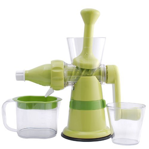 Chefs Star The Best Manual Juicer