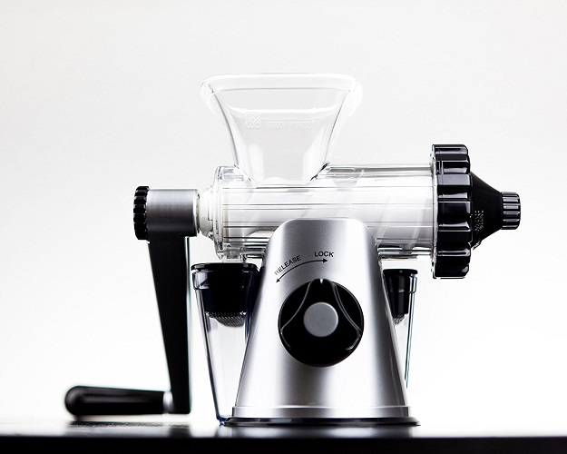 Lexan Healthy Juicer As The Best Manual Juicer