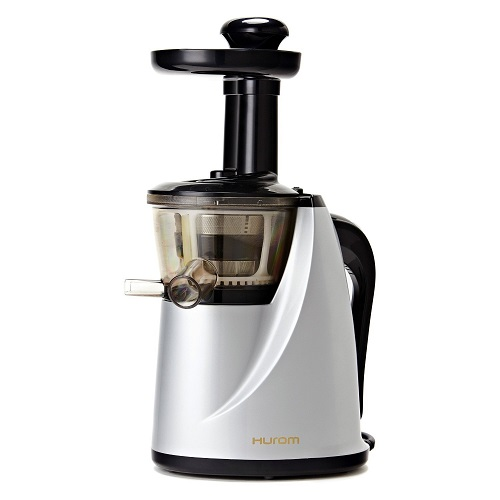 Hurom HU-100 as the Best Masticating Juicer