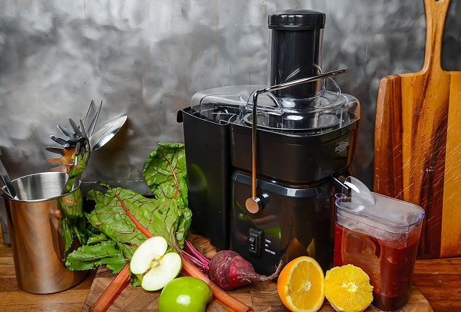 The Nutri-Stahl Showcases Juicing For Weight Loss And Energy