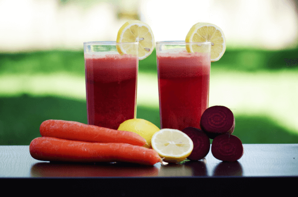 Beetroot And Carrot Juice For Weight Loss