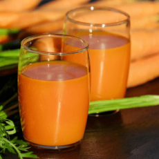 Carrot And Ginger Juice For Weight Loss