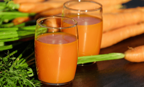 How Does Carrot And Ginger Juice For Weight Loss Work