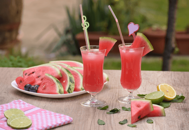 Watermelon Juice Benefits For Weight Loss